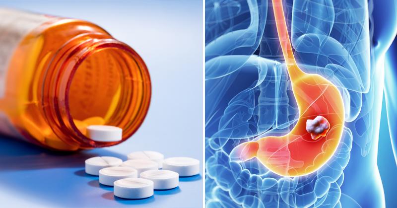 medication stomach cancer FI