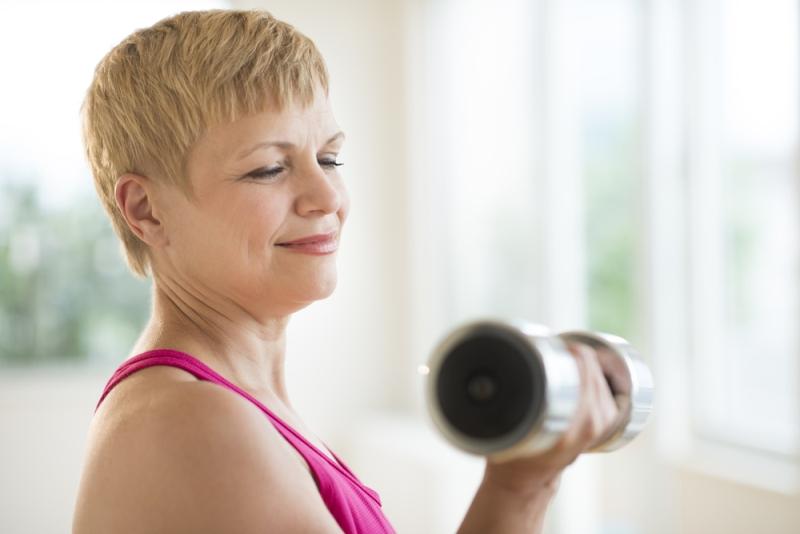 perimenopause exercise