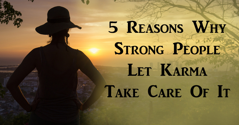 strong people karma FI