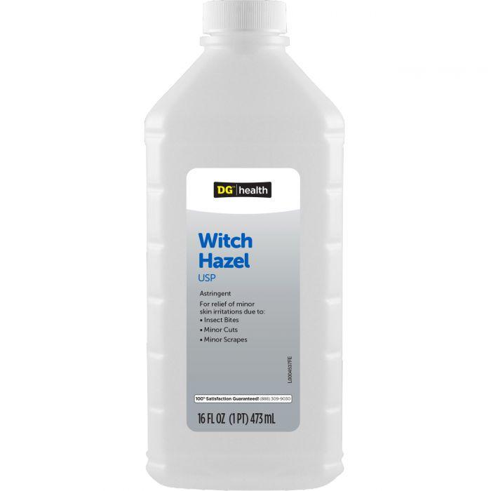 poison ivy treatment witch hazel