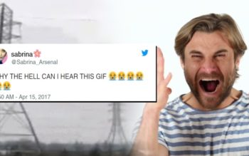 70% of People Can HEAR This Silent Gif & It's Driving The Internet Crazy