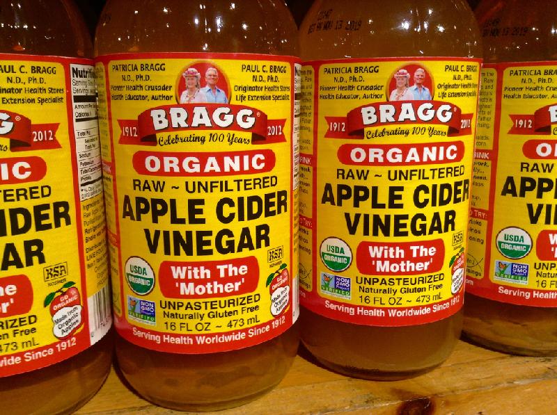 scarlet fever apple cider vinegar