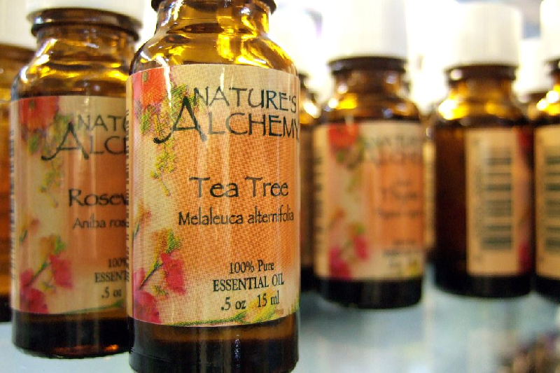 scarlet fever tea tree oil