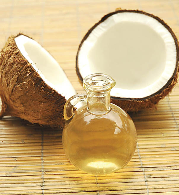scleroderma coconut oil