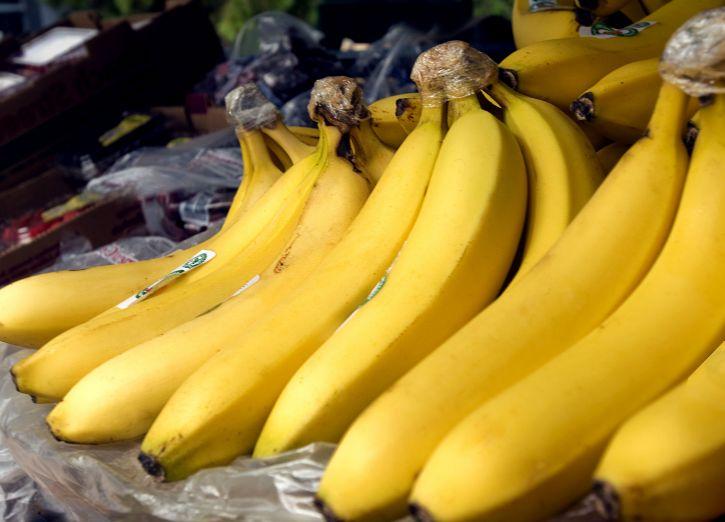 stomach flu bananas
