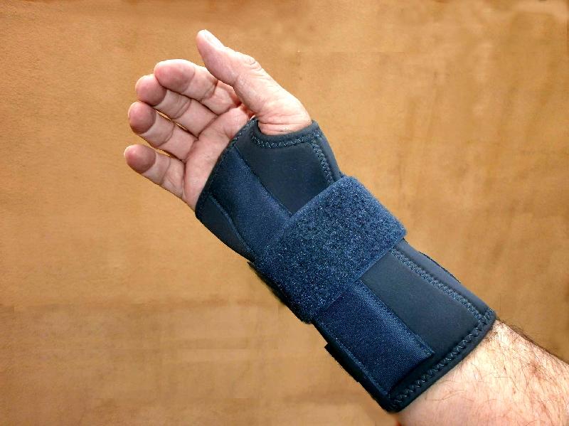 tendonitis splint brace