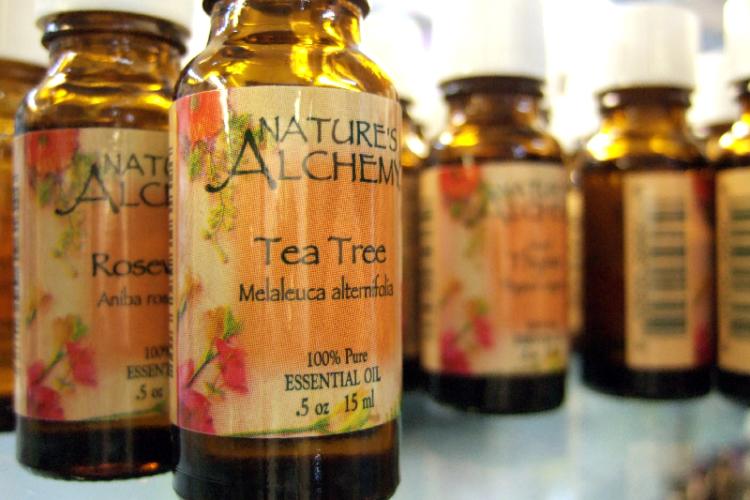 poison oak treatment essential oils