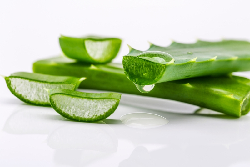 rosacea treatment aloe