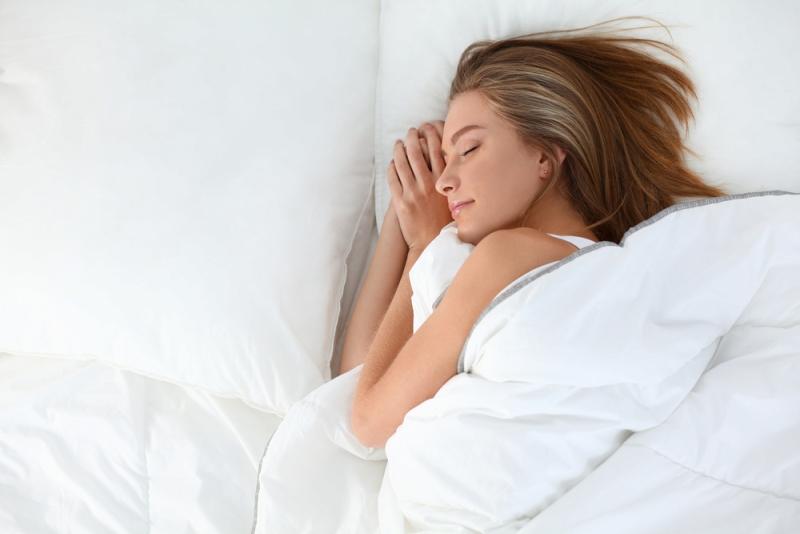 seborrheic dermatitis sleep