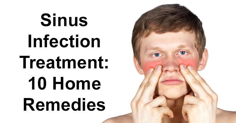sinus infection treatment FI