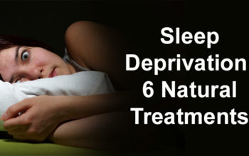 Sleep Deprivation: 6 Natural Treatments
