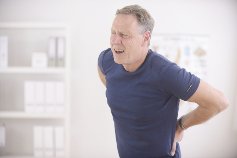 Spinal Stenosis back pain
