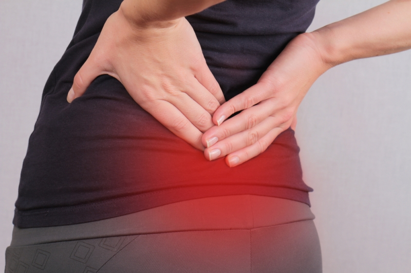 Spinal Stenosis lower back pain