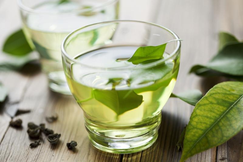 stroke green tea