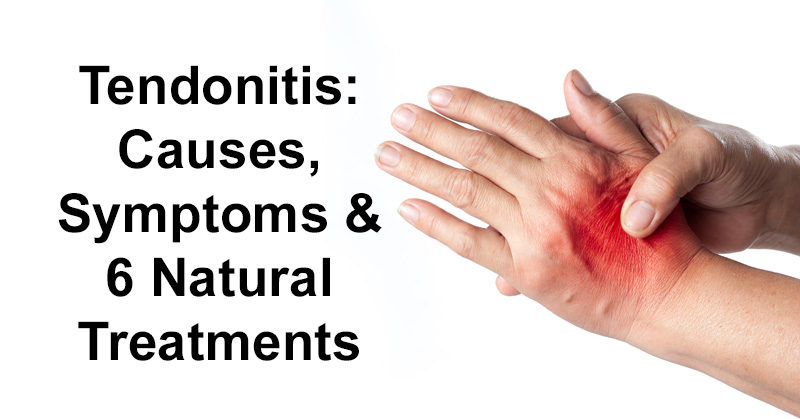 Tendonitis foods to avoid