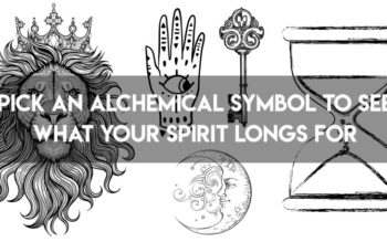 Pick An Alchemical Symbol To See What Your Spirit Longs For