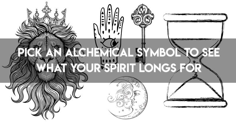 Spirit Desire Find Out Yours Based On Your Alchemical Sign