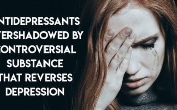Antidepressants Overshadowed By Controversial Substance That Reverses Depression