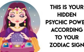 This Is Your Hidden Psychic Power, According To Your Zodiac Sign