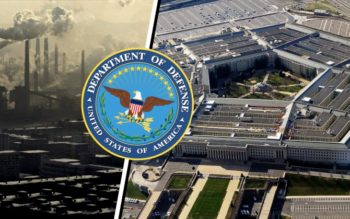 Documents Reveal Pentagon's War On Our Environment: Over 40,000 US Sites Contaminated