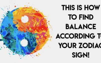 This Is How To Find Balance, According To Your Zodiac Sign