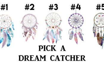 Pick A Dream Catcher To Reveal An Interesting Part Of Your Personality!