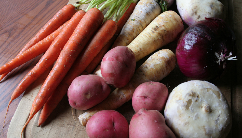 benefits of root vegetables