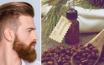 Beard Oil Recipe With Cedarwood & Sandalwood Essential Oil