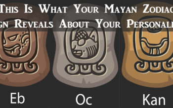 This Is What Your Mayan Zodiac Sign Reveals About Your Personality