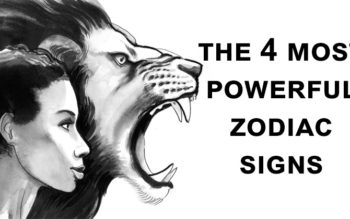 These Are The 4 Most Powerful Zodiac Signs
