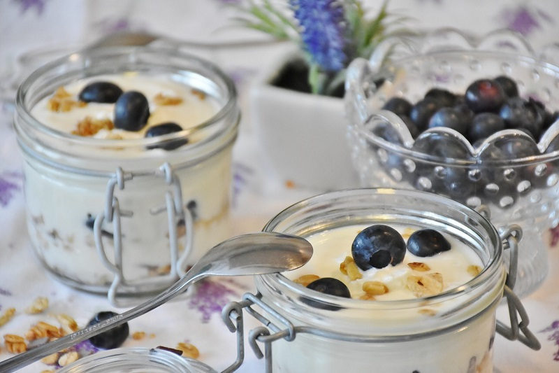 Probotic yogurt