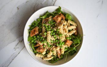 Plant Protein Pasta