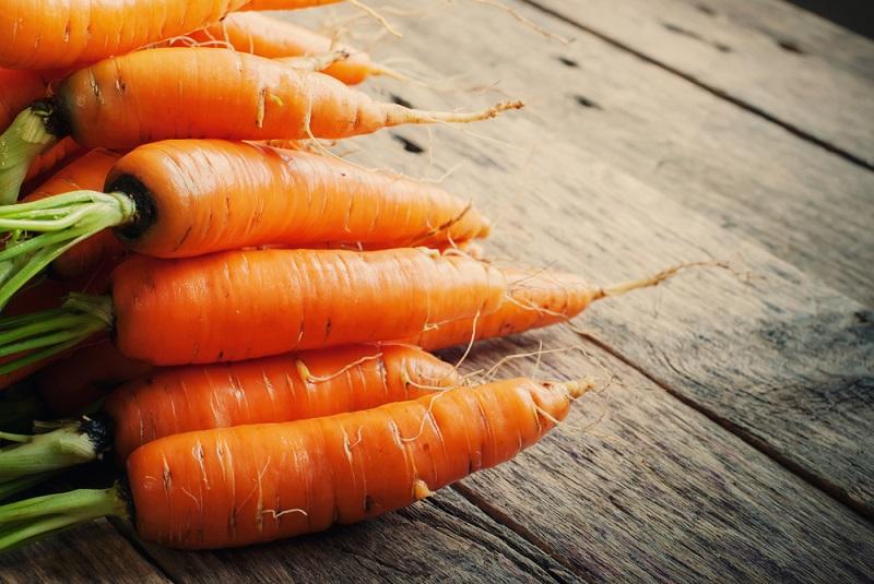 carrots beta carotene benefits
