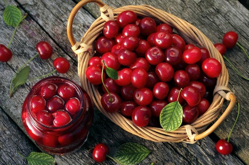what are bioflavonoids cherries