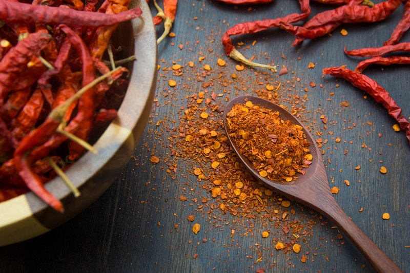 capsaicin health benefits