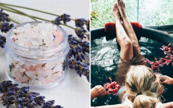 10 Amazing Detox Bath Recipes