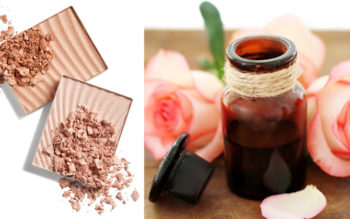 DIY Bronzer With Rose Essential Oil