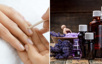 DIY Cuticle Cream With Essential Oils