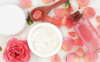 Homemade Body Butter Lotion With Essential Oils