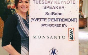 David Avocado Wolfe Exposes Scientism: Responds to Yvette D'Entremont's SciFi Babe's Slander, Poor Research